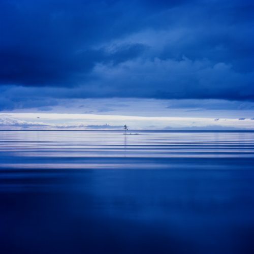 It's My Island I, 2007, 115 x 115 cm, C-print, Diasec