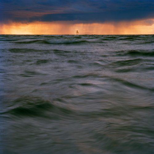 It's My Island III, 2007, 115 x 115 cm, C-print, Diasec