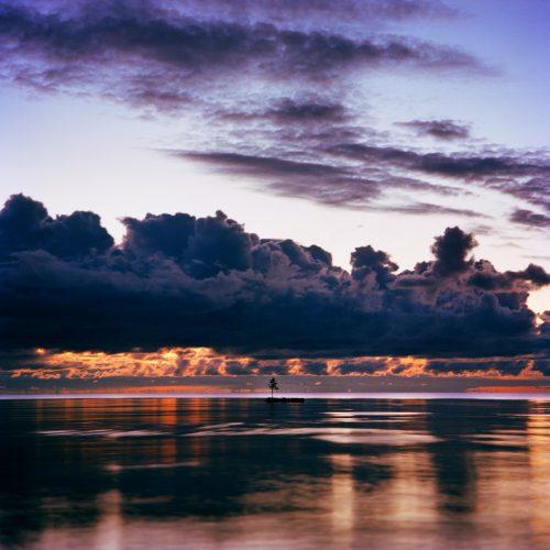 It's My Island IV, 2007, 115 x 115 cm, C-print, Diasec