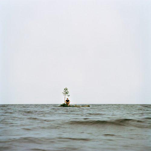 It's My Island VI, 2007, 115 x 115 cm, C-print, Diasec