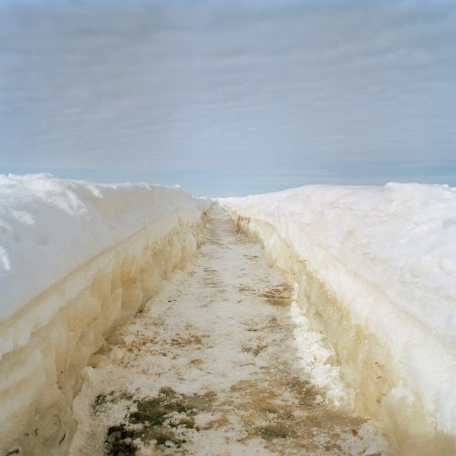 Attempt to Split the Sea, 2006, 70 x 70 cm / 115 x 115 cm, C-print, Diasec